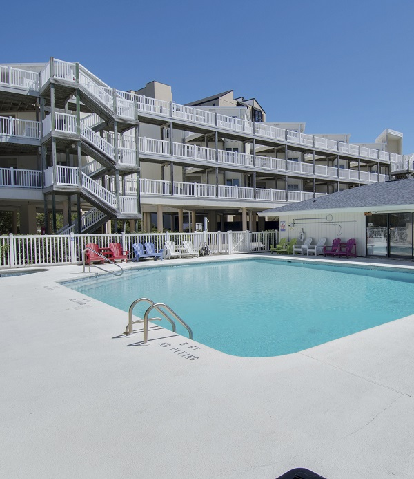 Colony By the Sea Condo Rentals in Indian Beach NC
