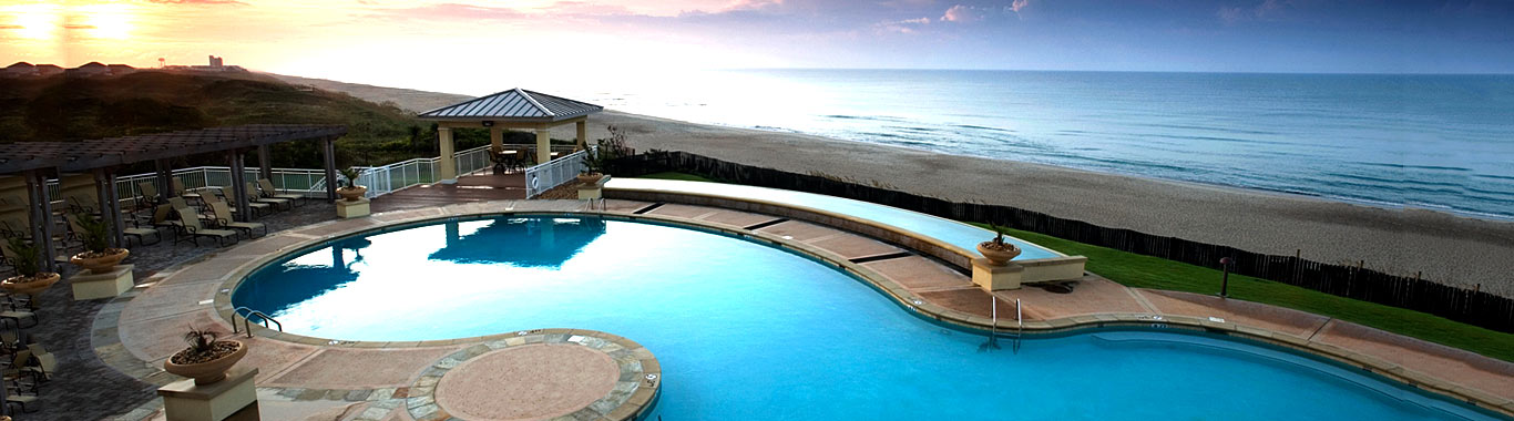 Emerald Isle North Carolina Vacation Rentals with Pools - Grande Villas