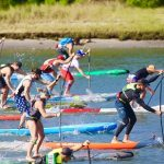 Crystal Kai Stand Up Paddleboarding (SUP) Cup - Atlantic Beach, NC