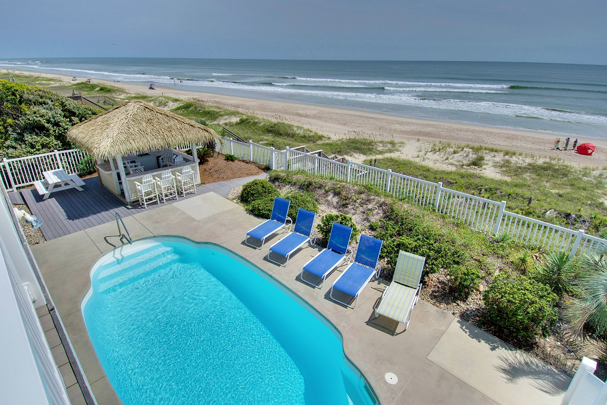 Great Rates on Southern Outer Banks Oceanfront Vacation ...