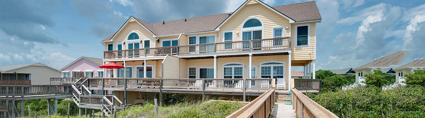 Duplex Rentals in Emerald Isle NC