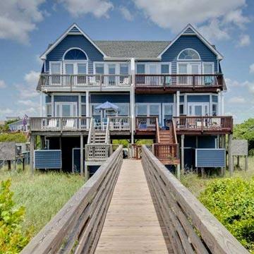 Emerald Isle, NC Duplex Rentals