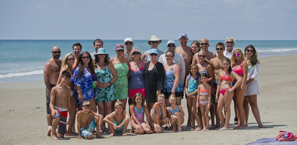 Group Vacation Rentals in Emerald Isle NC