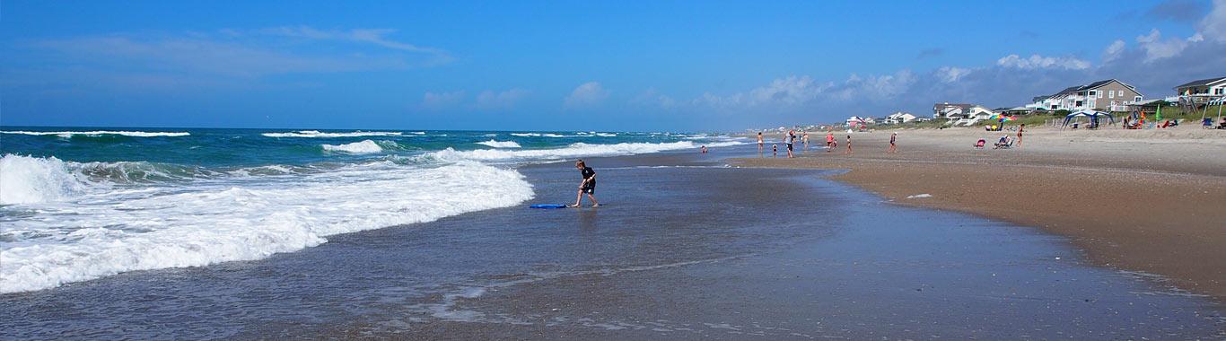 Emerald Isle Beach Vacation