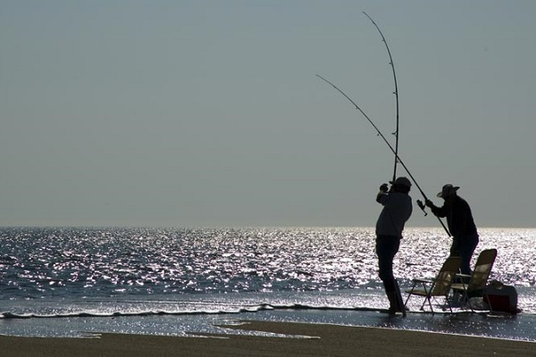 Fishing on North Carolina's Crystal Coast