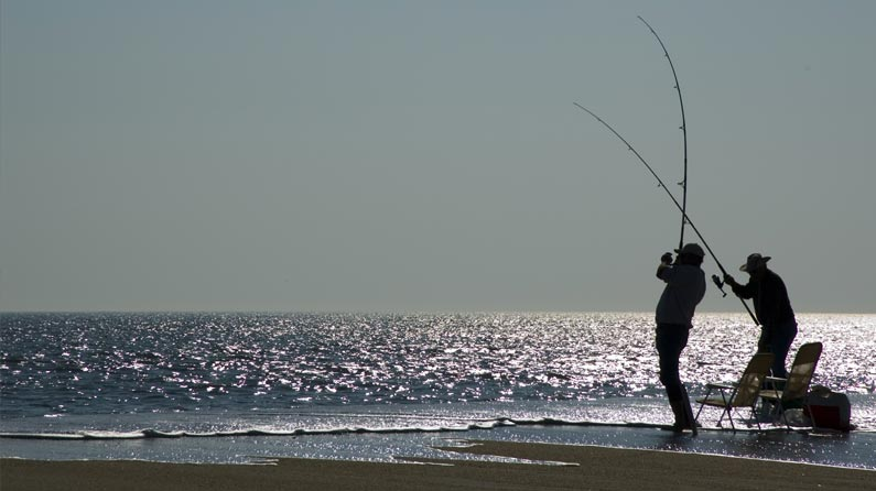 fishing in emerald isle on nc's crystal coast