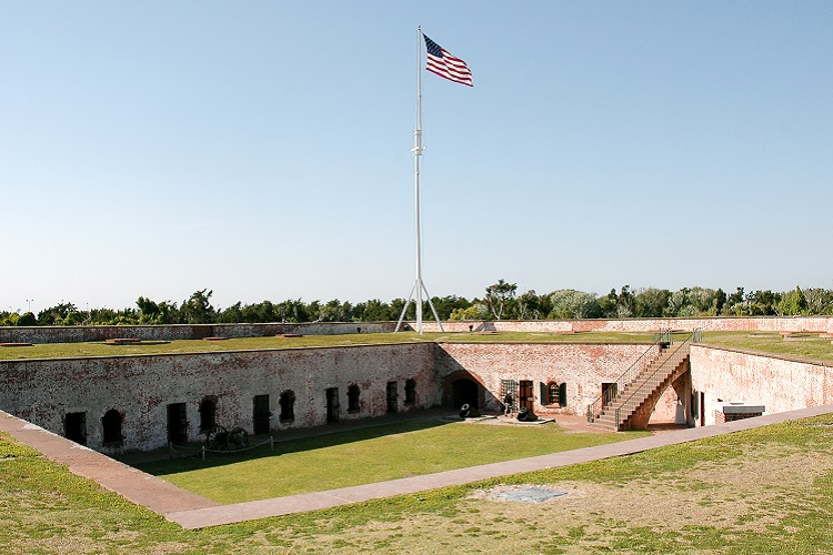 Fort Macon State Park Atlantic Beach NC