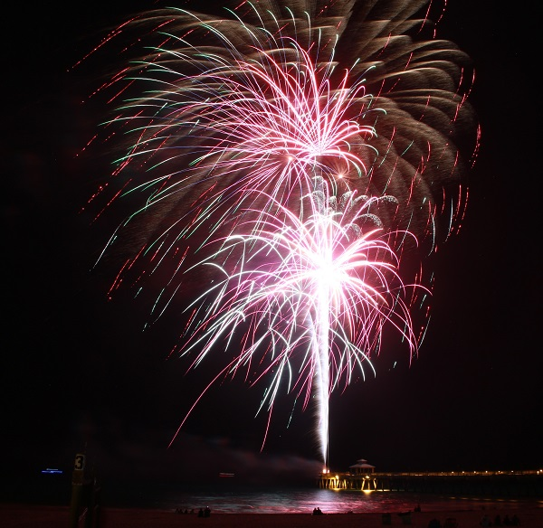 4th Of July Events Near Me 2020.Enjoy 4th Of July Fireworks Off Bogue Inlet Pier In Emerald