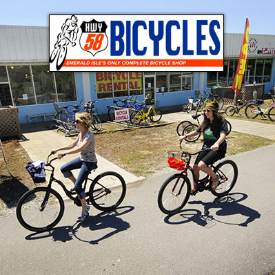 Bike Rentals Indian Beach Nc