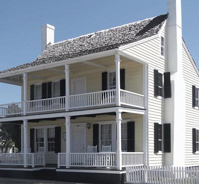 Josiah Bell House - Beaufort Historic Site