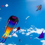 carolina kite festival - emerald isle nc