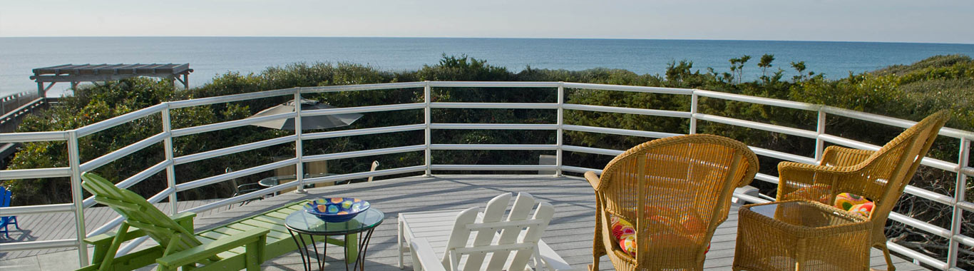 Oceanfront Luxury Rentals in Emerald Isle NC