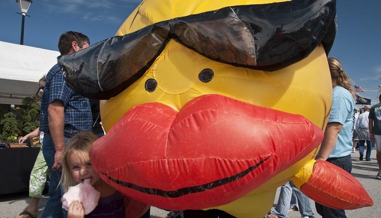 NC Seafood Festival - Morehead City NC