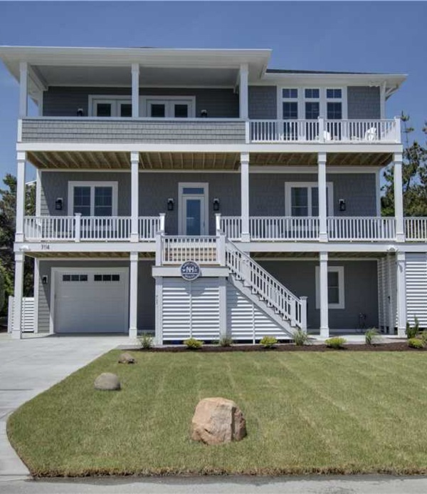 New Listed Vacation Rentals on North Carolina's Crystal Coast