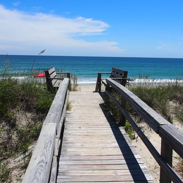 Nightly Summer Rentals for Weekend Getaways in Emerald Isle