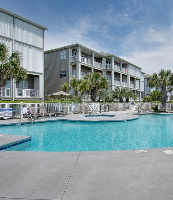 Ocean Club Condo Rentals in Indian Beach NC