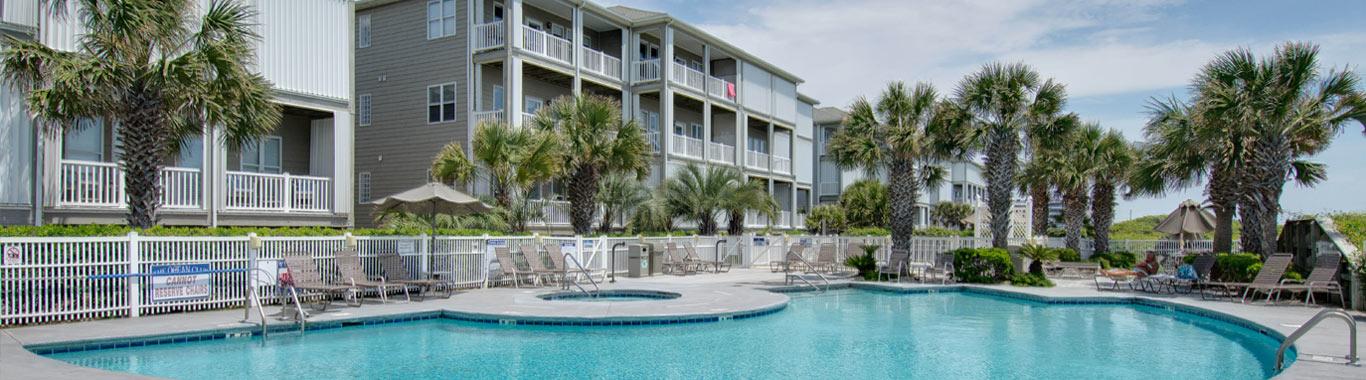 Ocean Club Condos - Indian Beach NC Condo Rentals