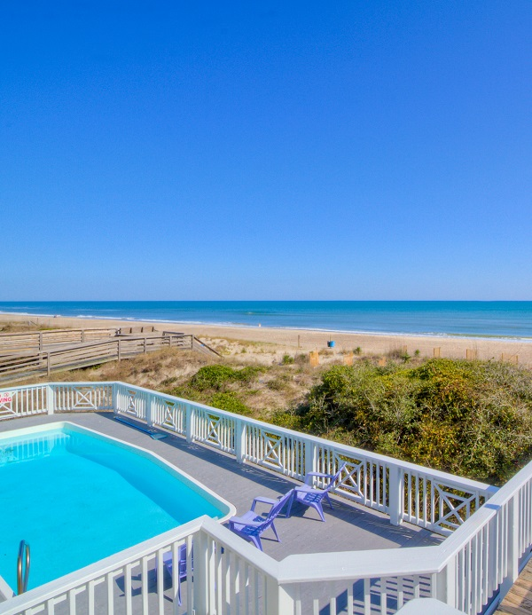 Emerald Isle Oceanfront Vacation Rentals - North Carolina's Crystal Coast