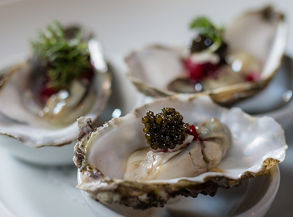 Oyster and Caviar - Marshallberg Farm