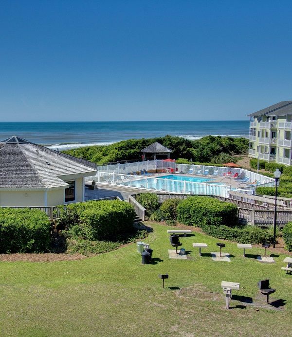 Pebble Beach Condo Rentals in Emerald Isle, North Carolina