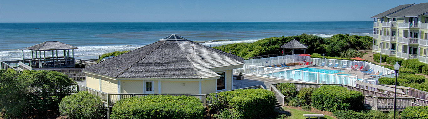 Pebble Beach Condos - Emerald Isle Realty