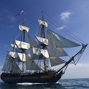 pirate ship in beaufort nc
