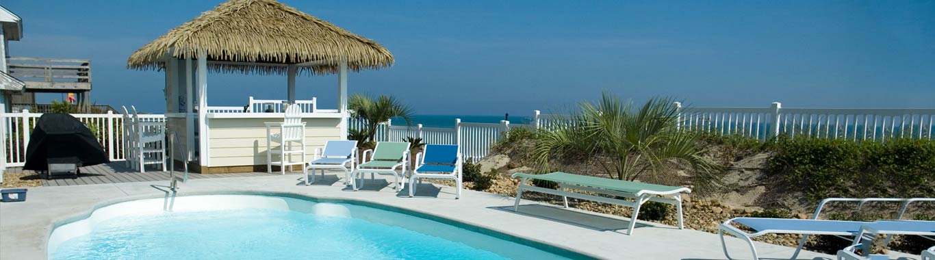 Luxury Oceanfront Vacation Rentals in Emerald Isle, NC