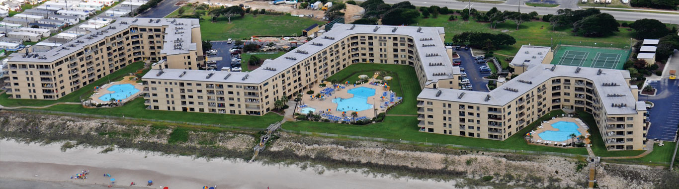 Summer Winds Condos - Emerald Isle NC