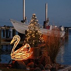 swansboro by candlelight holiday event