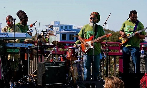 Live Bands at Swansboro Mullet Festival