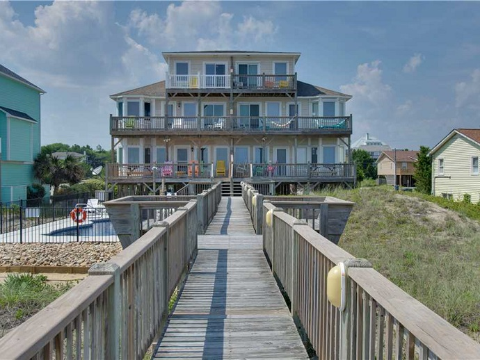 Top Notch Too West Duplex Emerald Isle