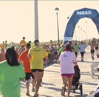 Tuna Run 200 - Overnight Relay Race from Raleigh to Atlantic Beach