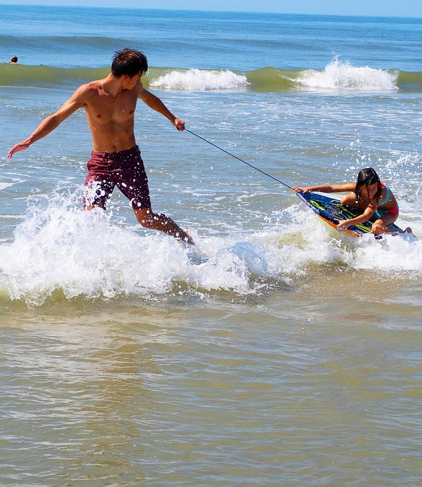 Family Vacation Fun at Vacation Rentals in Emerald Isle on North Carolina's Crystal Coast