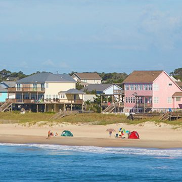 Emerald Isle, North Carolina Beach Vacation Rentals