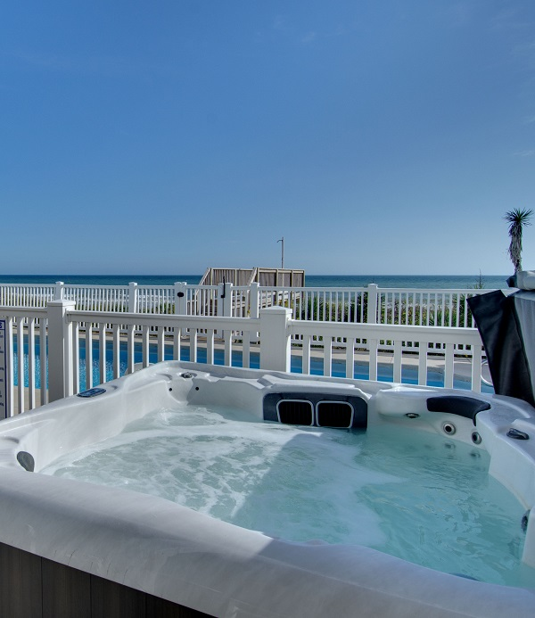 Vacation Rentals with Hot Tubs in Emerald Isle, North Carolina