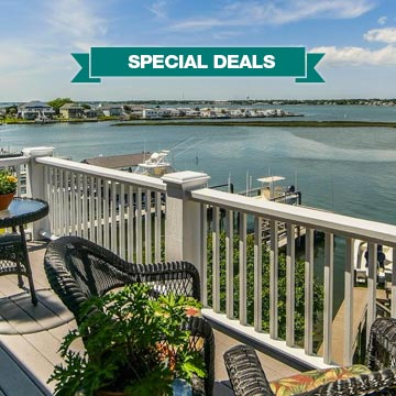Emerald Isle Vacation Rental Deals & Specials