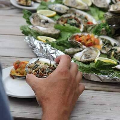 Crystal Coast Oyster Fest