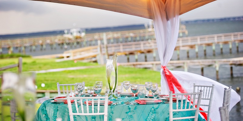 Why hire a wedding planner for your Emerald Isle destination wedding